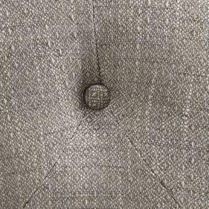 Fauteuil en frêne et tissu losange gris - Oscar - Visuel n°8