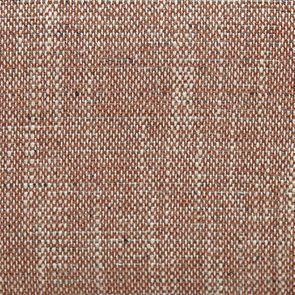 Fauteuil en frêne et tissu orange briqué - Oscar - Visuel n°9