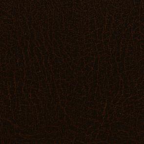 Fauteuil de table en éco-cuir chocolat - Joseph - Visuel n°7