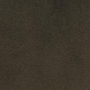 Fauteuil de table en tissu velours kaki - Joseph - Visuel n°7