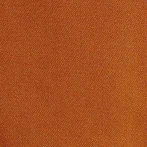 Fauteuil de table en tissu velours safran - Joseph - Visuel n°7