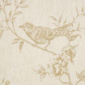 Fauteuil de table en tissu paradisier - Joseph - Visuel n°8
