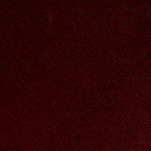 Fauteuil en velours lie de vin et hévéa massif noir - Théodore - Visuel n°7