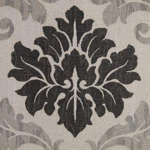 Fauteuil cabriolet en tissu arabesque - Théodore - Visuel n°7