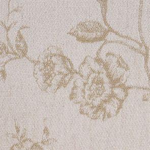 Fauteuil cabriolet en tissu Paradisier - Théodore