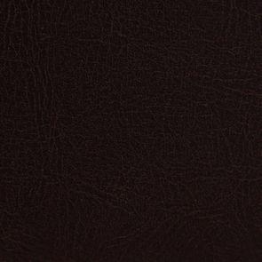 Chaise haute personnalisable en éco-cuir chocolat - Ariane - Visuel n°7