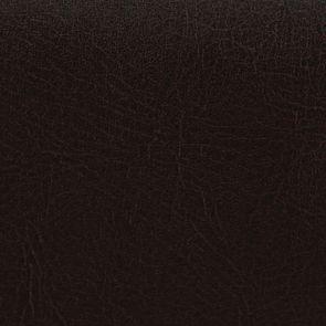 Chaise haute personnalisable en tissu éco-cuir chocolat - Ariane - Visuel n°7