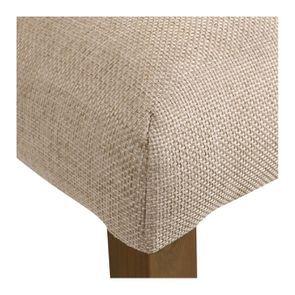 Chaise haute personnalisable en tissu ficelle - Ariane - Visuel n°9