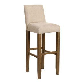 Chaise haute personnalisable en tissu ficelle - Ariane - Visuel n°2