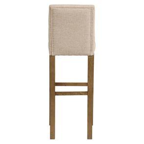 Chaise haute personnalisable en tissu ficelle - Ariane - Visuel n°5
