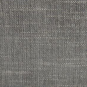 Chaise haute en tissu gris chambray - Visuel n°3