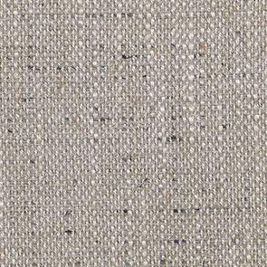 Fauteuil en tissu mastic grisé et hévéa noir - Honoré - Visuel n°7