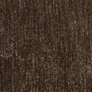 Chaise haute en velours bronze et métal - Lauren - Visuel n°6