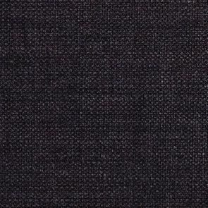 Banquette 3 places en frêne et tissu gris anthracite toucher velours - Constance - Visuel n°7