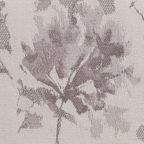 Banquette 3 places en frêne et tissu Fleurs Opaline - Constance