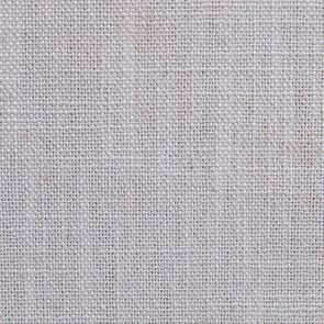 Banquette 3 places en bois blanc et tissu bleu glacier - Constance - Visuel n°6