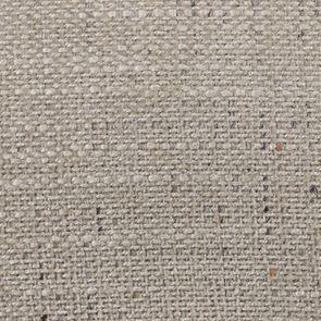 Tête de lit 140/160cm en tissu mastic grisé capitonné - Capucine - Visuel n°8
