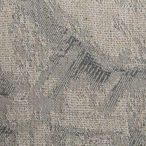 Banc en hévéa et tissu toile de Jouy - Louison - Visuel n°7