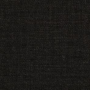 Banquette en tissu gris anthracite et hévéa massif noir - Joséphine - Visuel n°7