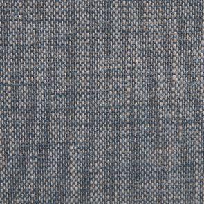Banquette 2 places en tissu bleu chambray - Joséphine - Visuel n°25