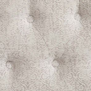Banquette 2 places en tissu arabesque perle - Joséphine - Visuel n°8