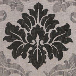 Fauteuil en tissu Arabesque et finition Château - Auguste - Visuel n°8