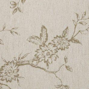 Fauteuil en tissu paradisier et frêne massif gris argenté - Auguste - Visuel n°7