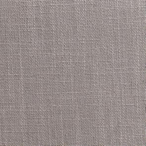 Fauteuil en tissu lin beige et finition gris argenté - Auguste - Visuel n°2