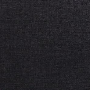 Fauteuil en tissu anthracite - Auguste