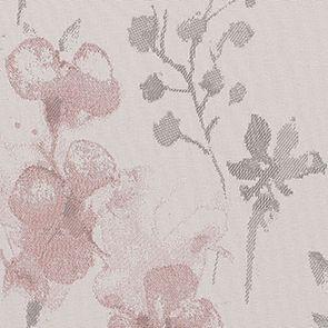 Fauteuil en tissu fleur opaline - Auguste - Visuel n°2