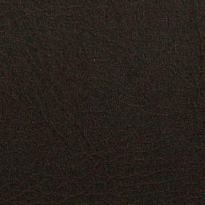 Fauteuil en éco-cuir chocolat et frêne massif - Raphaël - Visuel n°7
