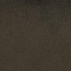 Fauteuil en tissu velours kaki et finition chêne - Raphaël