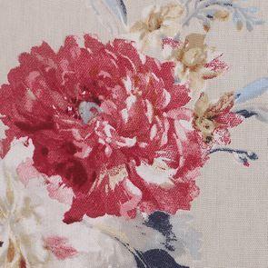 Fauteuil en hévéa et tissu Jardin Anglais - Victor - Visuel n°7