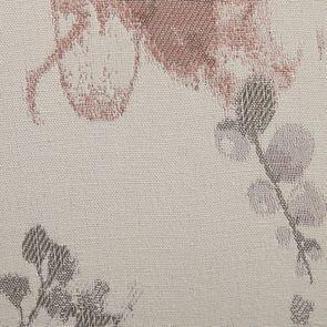 Fauteuil crapaud en tissu fleurs opaline - Victor - Visuel n°7
