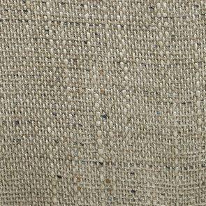 Fauteuil crapaud en hévéa noir et tissu mastic grisé - Victor - Visuel n°7