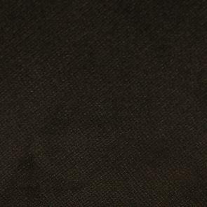 Fauteuil crapaud en velours kaki et hévéa massif noir - Victor - Visuel n°7