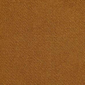 Fauteuil crapaud en velours jaune safran- Victor - Visuel n°9