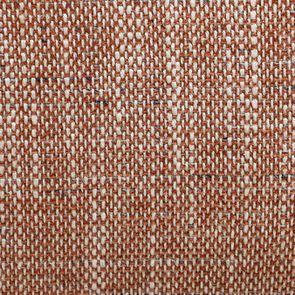 Fauteuil en frêne et tissu orange briqué - Victor - Visuel n°7