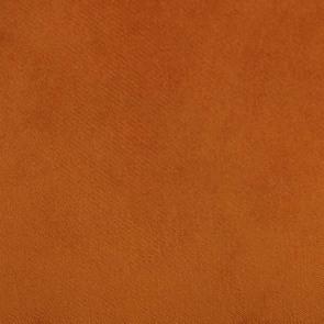 Fauteuil crapaud en tissu velours jaune safran - Victor - Visuel n°3