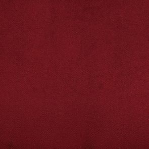 Fauteuil crapaud en tissu velours lie de vin - Victor - Visuel n°7