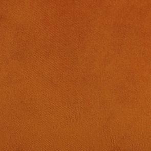 Fauteuil crapaud en velours jaune safran - Victor - Visuel n°8