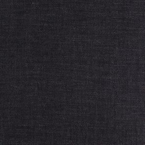 Fauteuil en hévéa blanc et tissu Anthracite - Victor