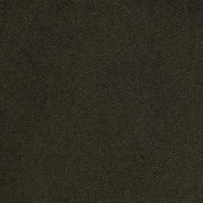 Fauteuil en velours kaki et hévéa massif noir - Marceau - Visuel n°7