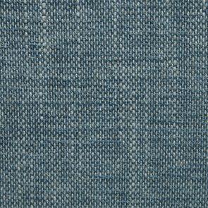 Chaise en tissu bleu chambray – Grace - Visuel n°7
