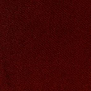 Chaise en velours lie de vin et hévéa massif noir - Eléonore - Visuel n°7