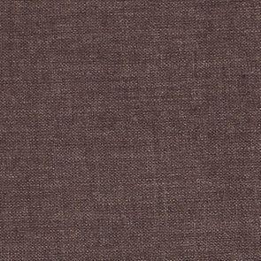 Chaise en hévéa massif et tissu marron glacé - Éléonore - Visuel n°7
