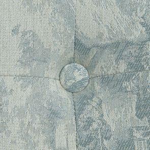 Méridienne droite en tissu toile de Jouy - Eugénie - Visuel n°9