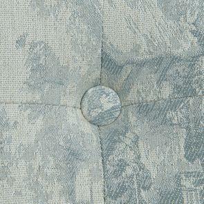 Méridienne droite en tissu toile de Jouy - Eugénie - Visuel n°5
