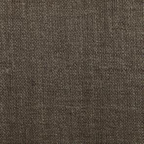 Méridienne droite en tissu marron glacé - Eugénie - Visuel n°3