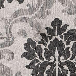 Méridienne droite en tissu Arabesque - Eugénie - Visuel n°6